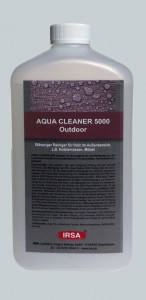 Terrassendielen Reinigung – IRSA Aqua Cleaner 5000 Outdoor