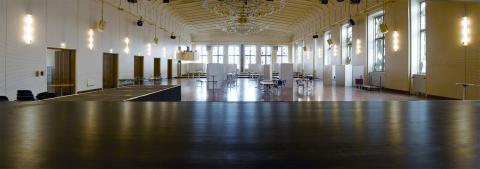 Die neue Bühne des Gürzenich in Köln – IRSA