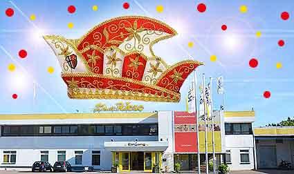 Karneval bei Der Parkett Riese: Unsere Karnevals-Öffnungszeiten finden Sie auf unserer Homepage