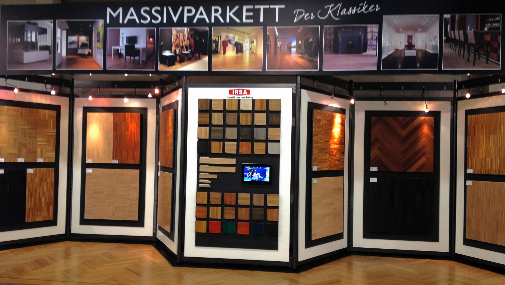 Massivparkett Studio