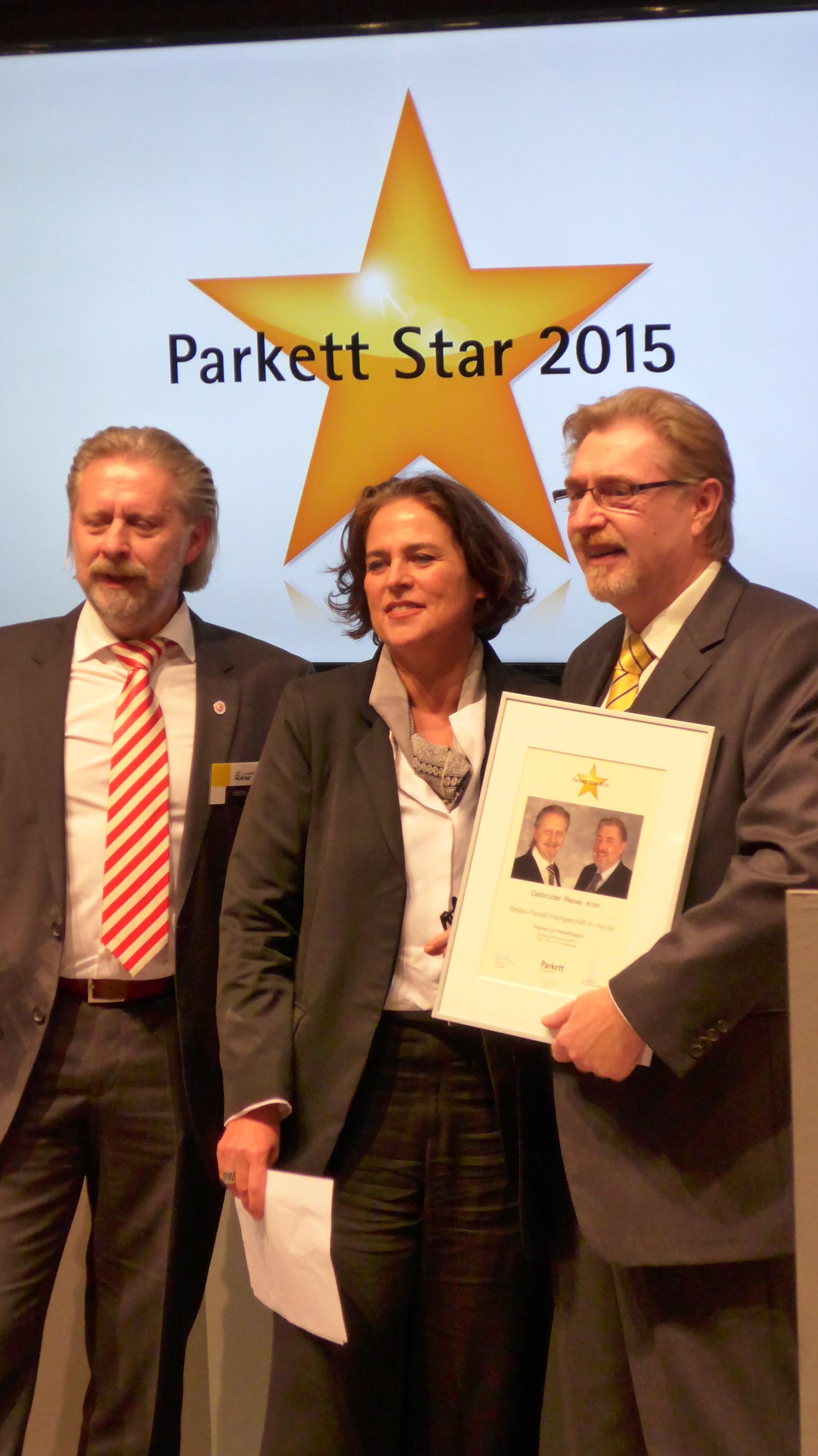 Parkett Star 2015