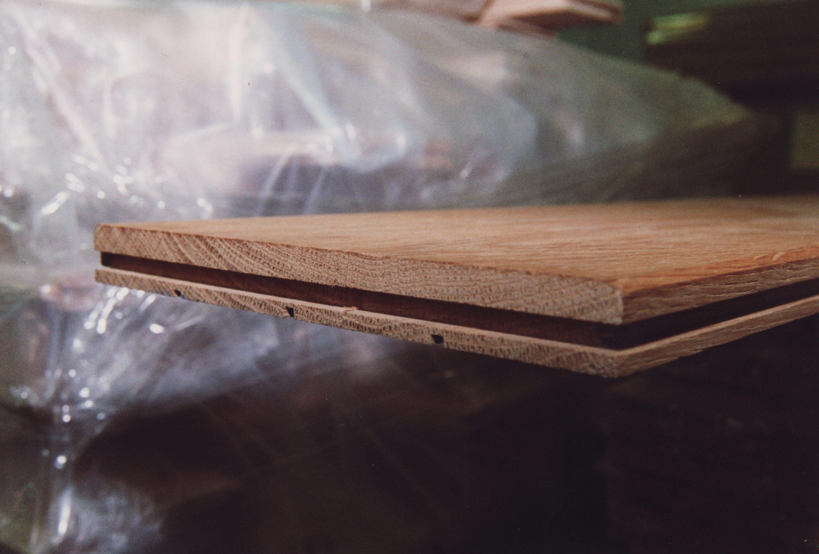 Massivholzdielen Detail