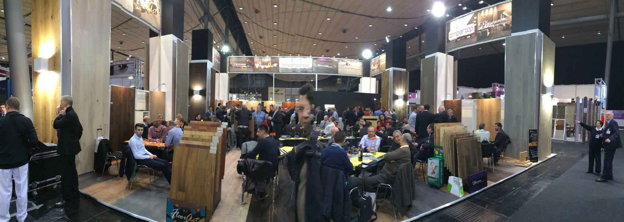 Domotex Hannover 2016 – Standparty