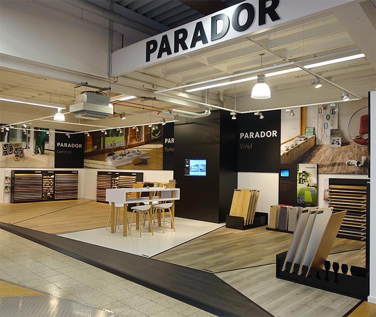 Parkettstudio Parador