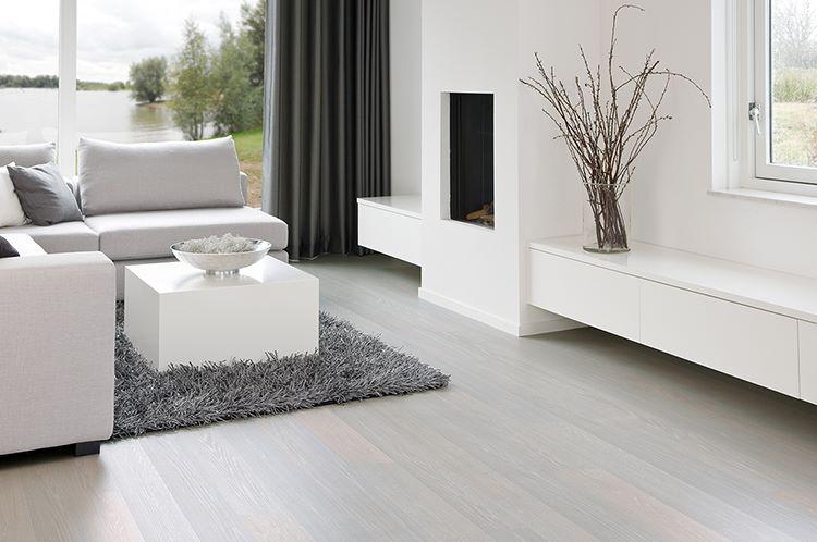 Solidfloor Lifestyle Pearl White Raumbild
