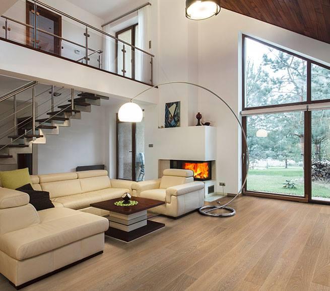 Echtholz-Landhausdielen von Koelnparkett und Woodline Parquetry