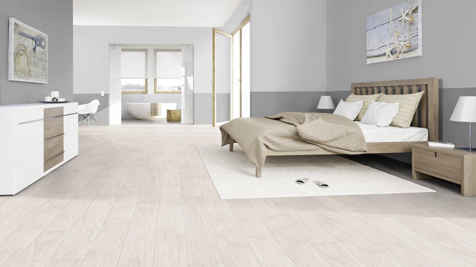 Designboden MultiSense Avatara von ter Hürne Schlafzimmer