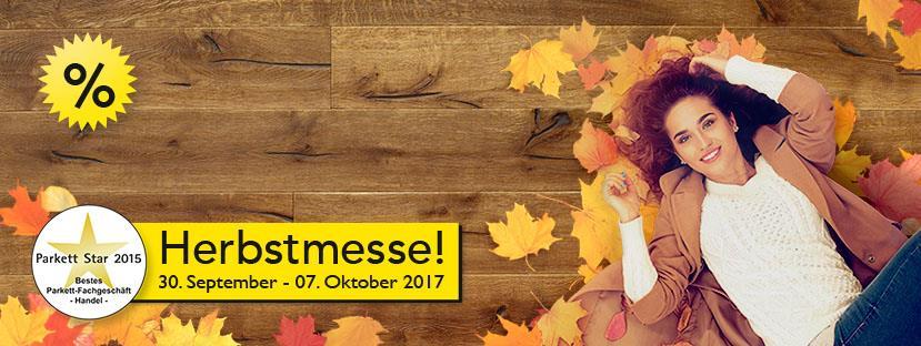 Herbstmesse - Rabatte, Schnäppchen, Sonderangebote