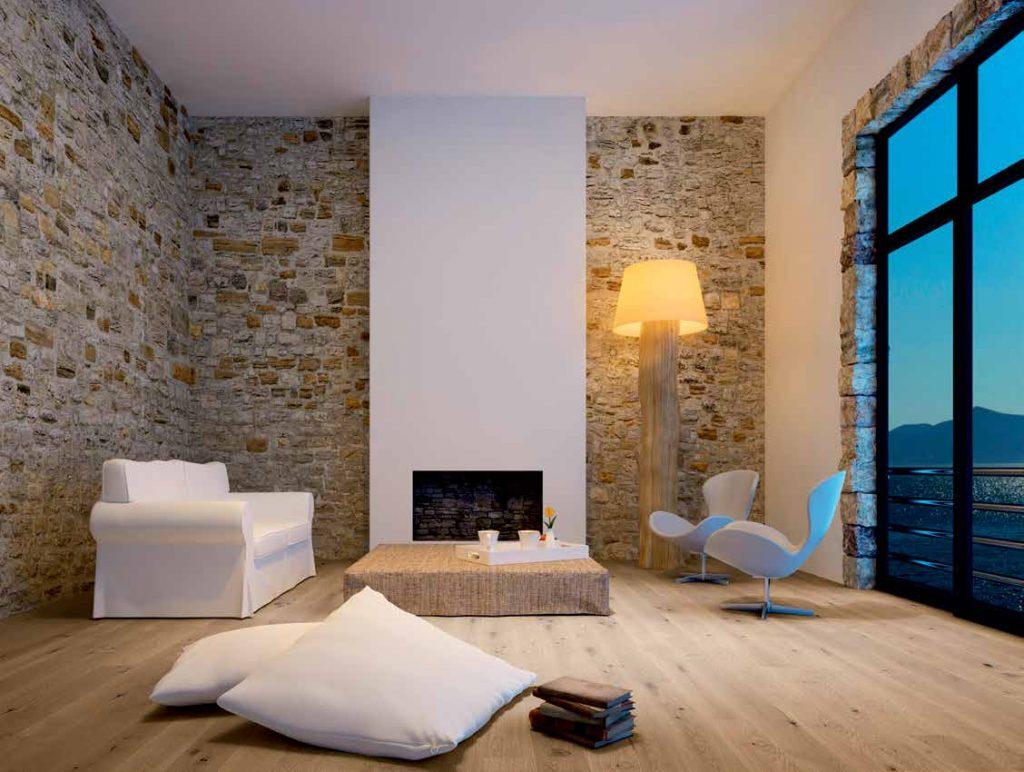 Langlebiger Fußboden –Landhausdielen Eiche Mackenna von koelnparkett