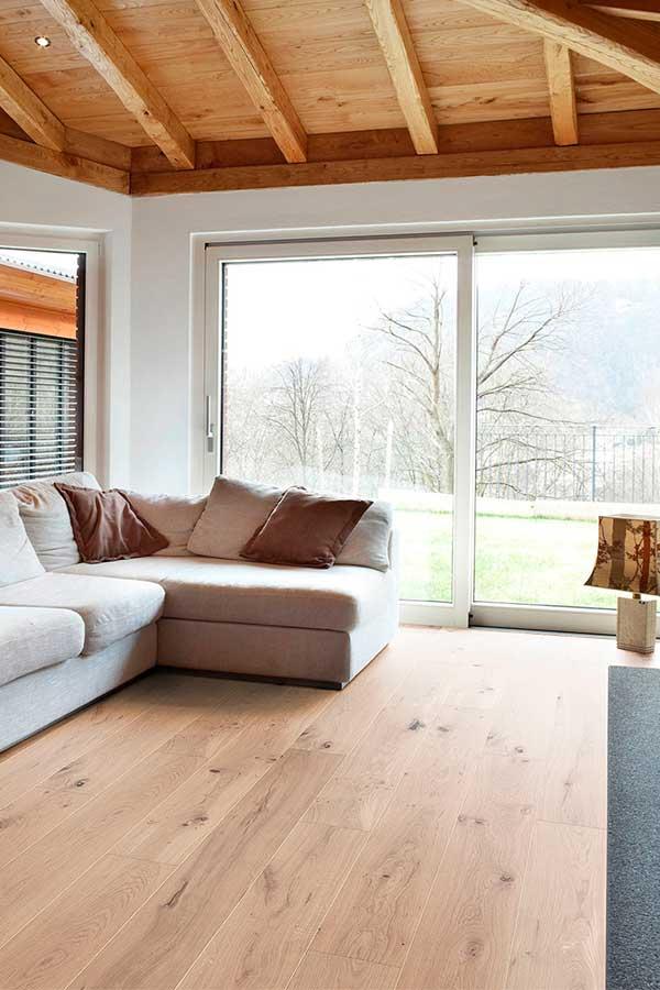 Woodline Parquetry  Eichen-Landhausdiele