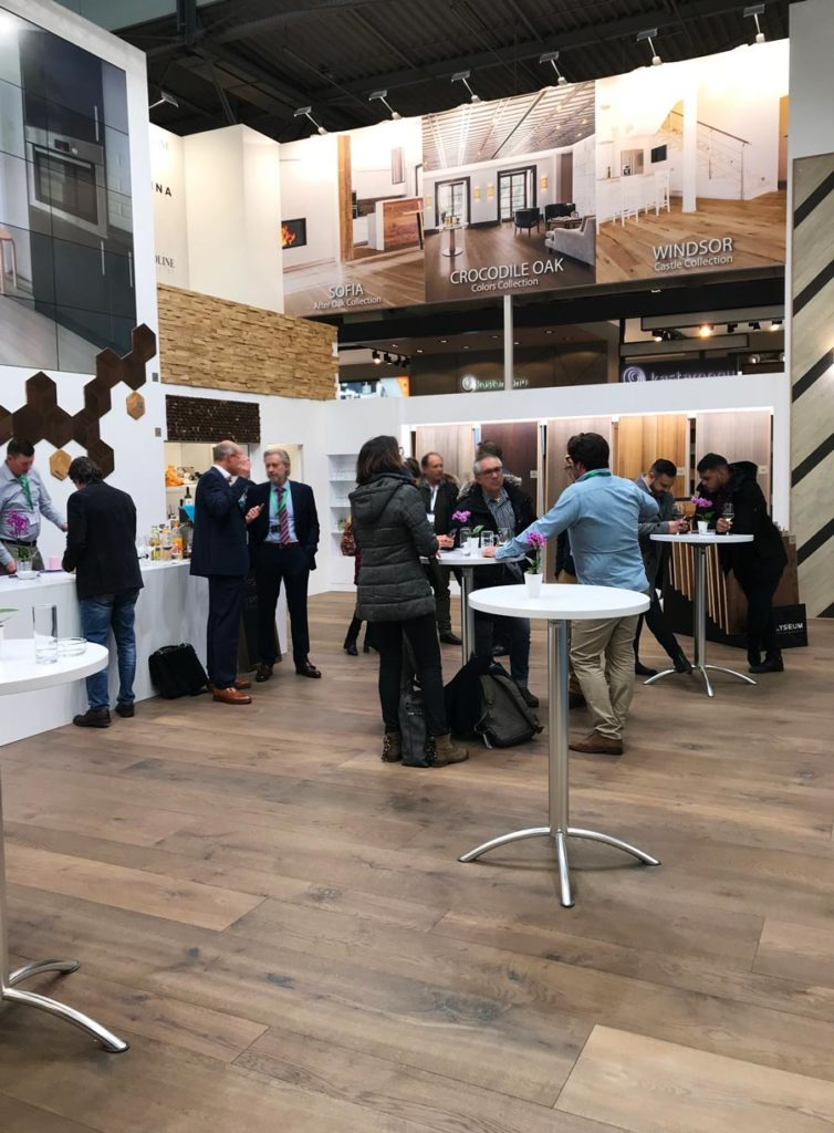 Domotex 2019 Der Parkett Riese Blog