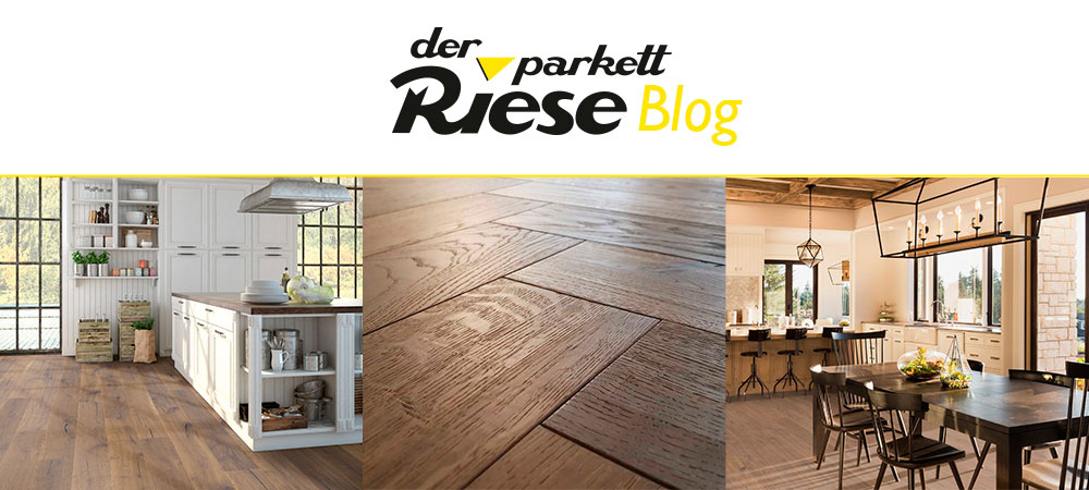 Der Parkett Riese Blog
