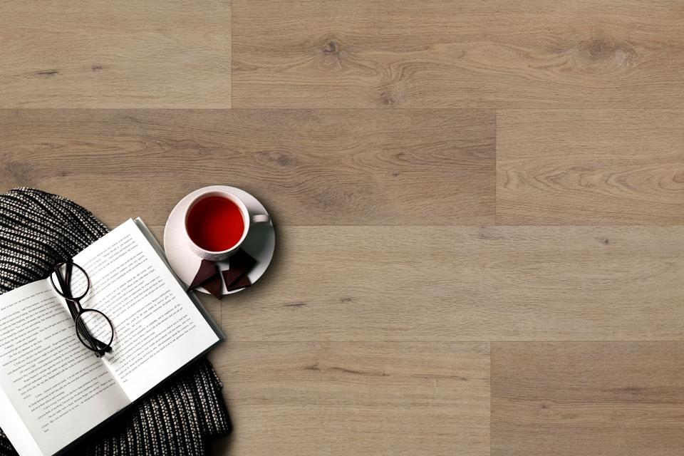Design-Vinylboden SPC Hybrid – Rubin