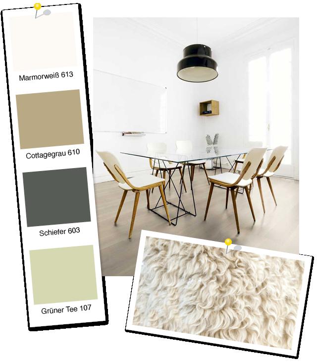 Inspiration skandinavischer Stil – Collage 02
