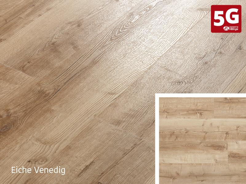 Design-Vinylboden Rigid 55 Eiche Venedig