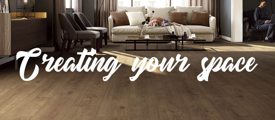 FINfloor Laminat – Creating your space